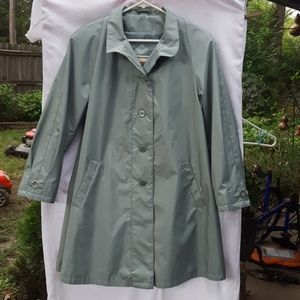 Chiang by fleet street all-weather jacket